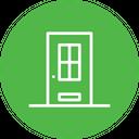Enterance Entry Home Icon