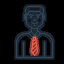 Entrepreneur Businessman Male Icon