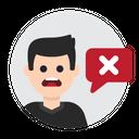 Error Cancel Wrong Icon