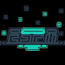 Espn Microphone Reporter Icon