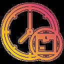 Estimate Time Delivery Icon