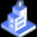 Ethereum office Icon