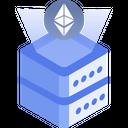 Ethereum server Icon