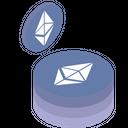 Ethereum stack Icon