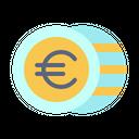 Euro International Money Icon