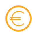 Coins Finance Cash Icon