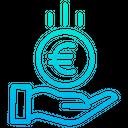 Euro Save Icon