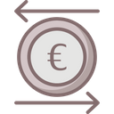 Europe Currency Business Currency Icon