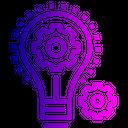 Evaluate Business Idea Icon
