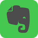 Evernote Brand Logo Icon