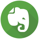 Evernote Social Media Icon