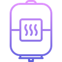 Expansion Tank Pipe Icon