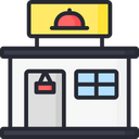 Explore restaurant Icon