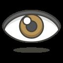 Eye Body Part Icon