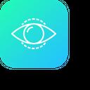 Eye Mission Vision Icon