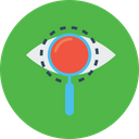 Eye Mission Vision Icon