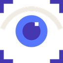 Eye Scanner Security Eye Icon