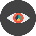 Eye Vision Mission Icon