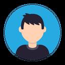 Face Profile User Icon