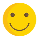 Slightly Smiling Face Icon