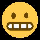 Face Grimace Happy Icon
