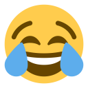 Face Joy Laugh Icon