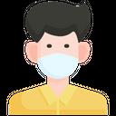 Face Mask Mask Virus Icon