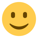 Face Smile Happy Icon
