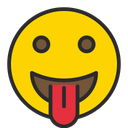 Face With Tongue Icon