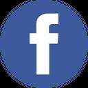 Facebook Circle Social Media Logo Icon