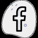 Facebook F Icon