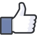 Thumbs Up Facebook Facebook Fb Icon