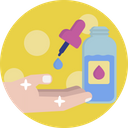 Beauty Cleanser Facial Cleanser Icon