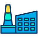 Industry Manufacturing Industrial Icon