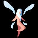 Fairy Character Fairytale Icon