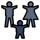 Family Children Boy Icon