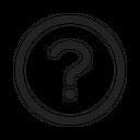 Faq Help Ask Icon