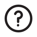 Faqs Question Support Icon