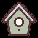 Farm House House Barn Icon