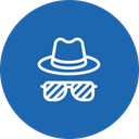 Fashion Style Hat Icon