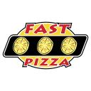 Fast Pizza Logo Icon