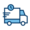 Fast Delivery Delivery Distribution Icon
