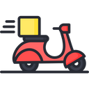 Fast Dlivery Delivery Time Fast Delivery Service Icon