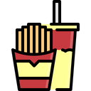 French Fries Soft Icon