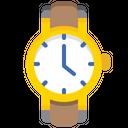Father Watch Watch Wristwatch Icon