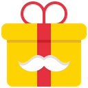 Fathers day gift Icon