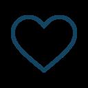 Favorite Heart Like Icon
