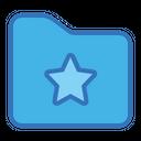 Fovorite Folder File Icon