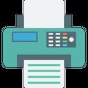 Fax Inkjet Printers Laser Printers Icon