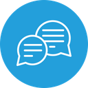 Feedback Chat Comment Icon